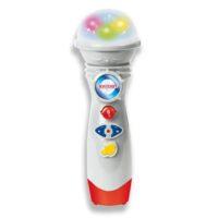 Microfono Karaoke C/registrazione Vocale 3+anni  Effetti Luminosi  125x75x265mm