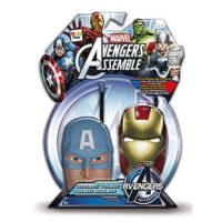 Avengers Walkie Talkie  3+anni           18x26x7cm  Antenna Flessibile