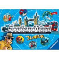 Gioco Scotland Yard Junior  Ravensburger