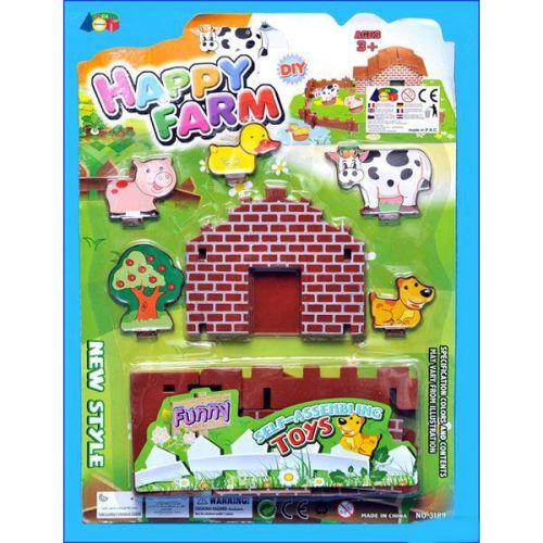 Set fattoria c casa da costruire c fig non solo giocattoli - Casa da costruire ...