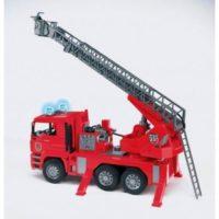 Bruder Man Autopompa Pompieri C/luci/suo