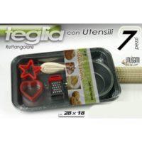 SET TEGLIA + 6 UTENSILI