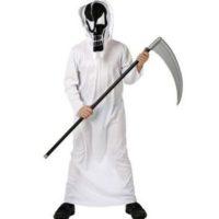 Costume Scheletro Della Morte 7-9 Anni