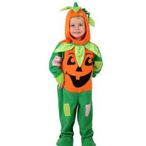 Costume Zucca Bambino 12-24 Mesi
