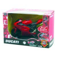 Ducati 1198 Luci/suoni B/o 1:24
