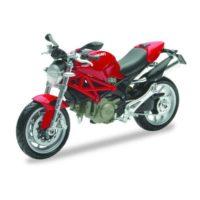 Moto Ducati New Monster 1100 1:12