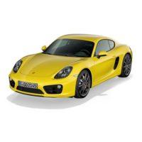 Porsche 911 Gt3 Cayman Cayenne S 1:32