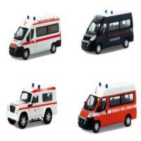 Automezzi Emergency Force 1:43