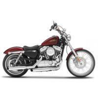 Moto Harley Davidson 1:12 Assortite