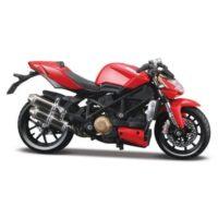Moto Ducati 1:18 Ass.     12