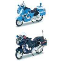 Moto Polizia / Carabinieri 1:18