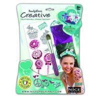 CREATIVE GLITTER ALL OVER TATTOO BLISTER TATUAGGI ASSORTITI