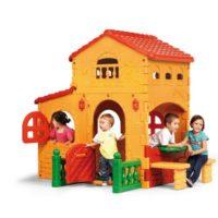Casa Grande Villa L.206 P.154 H.180 Cm.  Colori Resistenti A Luce E Temperatura