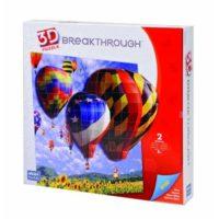 MEGA BLOKS PUZZLE 3D PZ.200 BALLONS