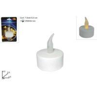 Lumino Fiamma Tea Light C/batteria