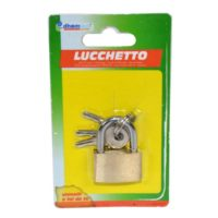 Lucchetto Mm 22 Blister