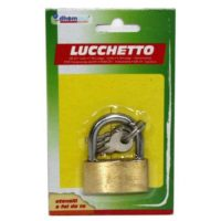 Lucchetto Mm 30 Blister