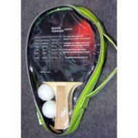 Busta 2 Racchette Ping Pong