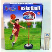 Basket Stelo Metallo 120cm