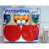 Set Ping Pong 32x31cm