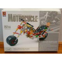 Costruzioni In Metallo Moto 257pezzi