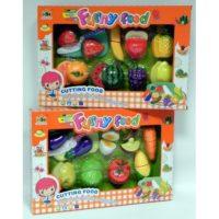 Set Frutta E Verdura Tagliabili