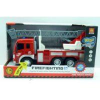 Camion Pompieri Frizione B/o 39x15x19 +3