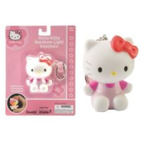 HELLO KITTY PORTACHIAVI ARCOBALENO