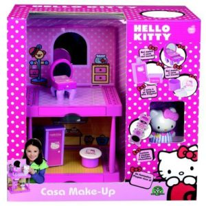 HELLO KITTY CASA MAKE UP