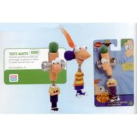 PHINEAS & FERB TESTE MATTE