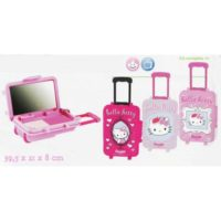 HELLO KITTY TROLLEY LIPGLOSS   24