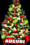 Albero Natale Auguri