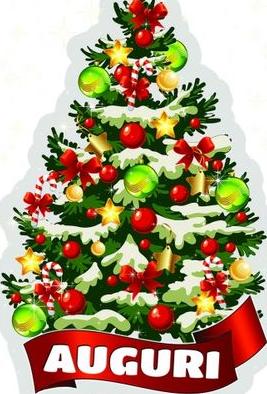 Albero Di Natale Auguri.Alberi Di Natale Tu Come Lo Vuoi Non Solo Giocattoli