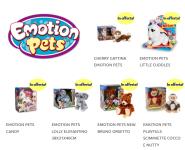 Emotion Pets Giochi Preziosi