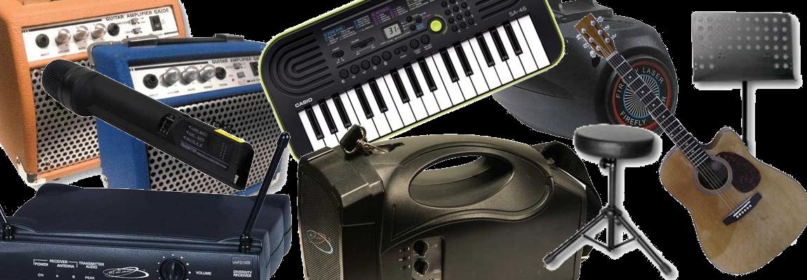 Strumenti musicali