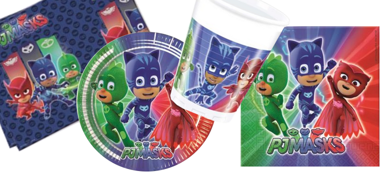 feste e party Pj Mask