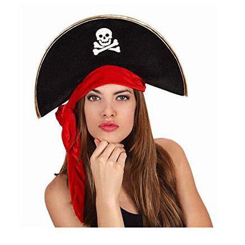Cappello pirata teschio cartone non solo giocattoli