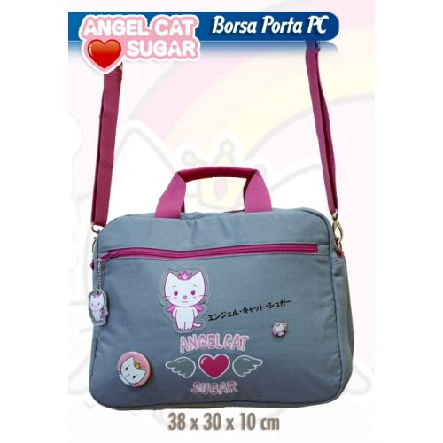 Borsa porta pc angel cat sugar non solo giocattoli - Borsa porta pc bric s ...