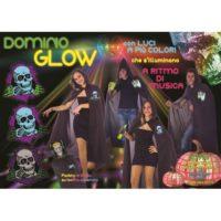DOMINO GLOW LIGHT AD.