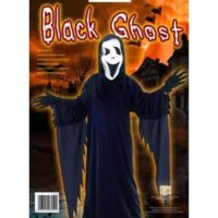 COSTUME BLACK GHOST  TG.L