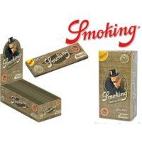 CARTINE SMOKING ORGANIC 60FOGLI X50