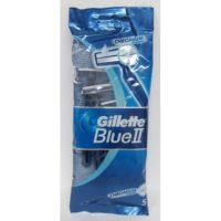 GILLETTE BLU II X 5 PZ