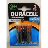 DURACELL ULTRA POWER MINISTILO PZ.6