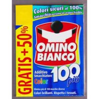 OMINO BIANCO COLOR100+ ADDITIVO 900 GR 5 0 GRATIS M91553