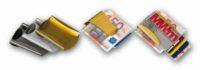 P/CARDS IN ACCIAIO 5 POSTI+FERMASOLDI