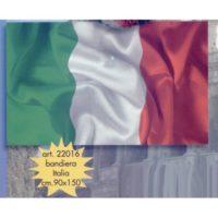 BANDIERA TESSUTO CM.150x90 ITALIA