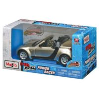 FRESH METAL POWER RACER RETROCARICA 3+A