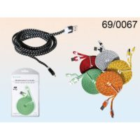 CAVO USB PER IPHONE 5