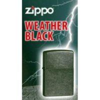ACCENDINO ZIPPO WEATHER BLACK