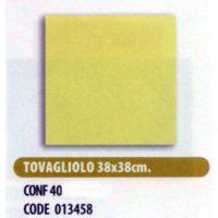 TOVAGLIOLI CM.38X38 PZ.40 CANARINO